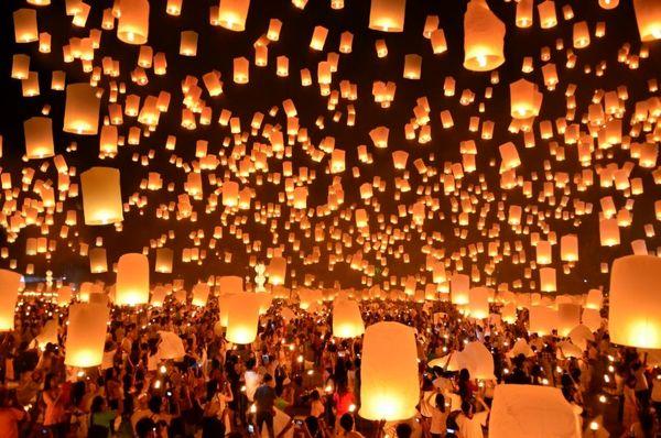 جشن نورها در شبه قاره هند+عکس