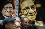 چهرههای سینمایی و تلویزیونی در مراسم ترحیم حسین محباهری/تصاویر