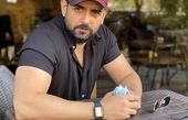 امیرحسین آرمان در یک کافه زیبا + عکس