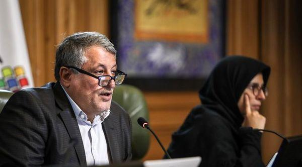 پنج تذکر اعضای شورای شهر تهران به حناچی