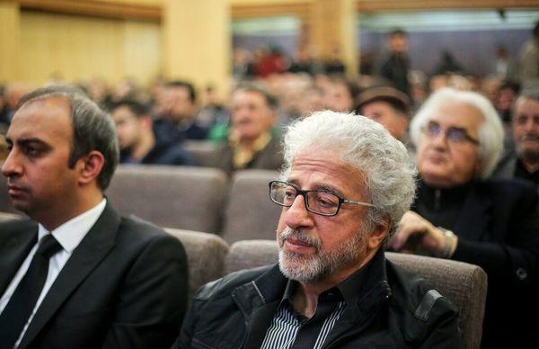 همه پایتختی ها در مجلس ترحیم همکارشان/تصاویر