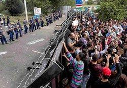 وضعیت آوارگان سوری در ترکیه