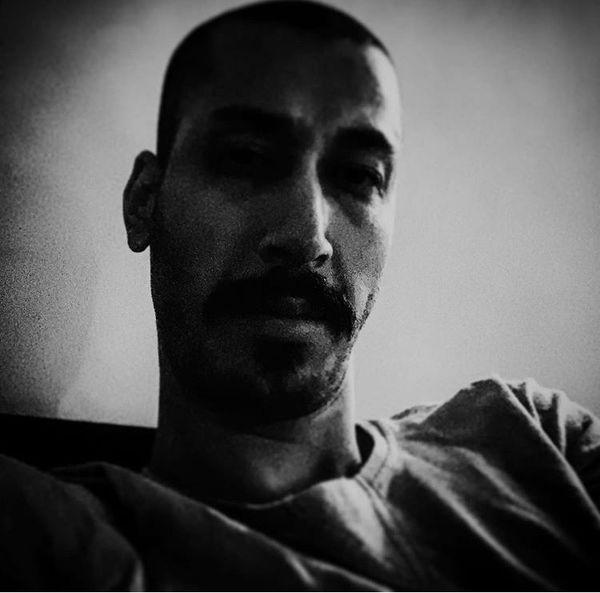ظاهر متفاوت بهرام افشاری + عکس