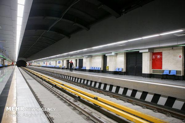 روزهای تعطیل مترو میزبان مسافران دوچرخه سوار است