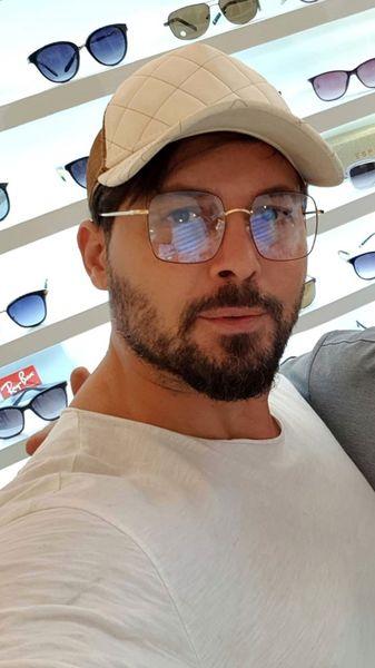 استایل عینکی دانیال عبادی + عکس