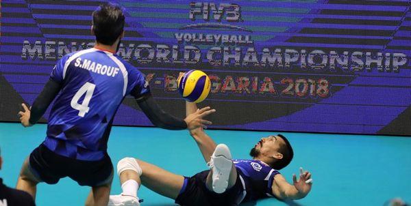 حضور پر رنگ لژیونرهای والیبال ایران