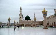 درهای مسجد النبی یکشنبه باز میشود