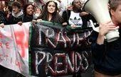 اعتراضات جنبش ضدسرمایهداری در فرانسه به مرز ایتالیا رسید