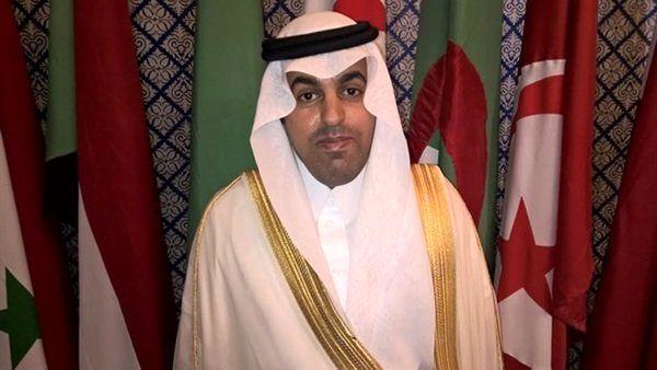 ادعاهای رئیس پارلمان عربی علیه ایران