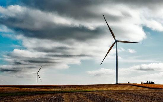 استفاده 100 درصدی از نیروگاه بادی