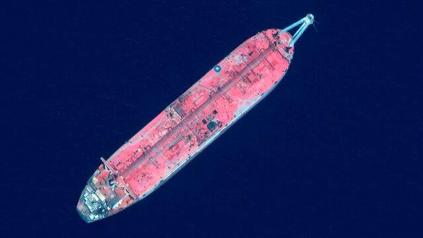 """هشدار سازمان ملل درباره بروز فاجعه زیست محیطی به دلیل نفتکش """"صافر"""""""