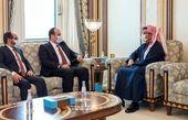 رایزنی رئیس ائتلاف مخالفان سوریه با وزیر خارجه قطر