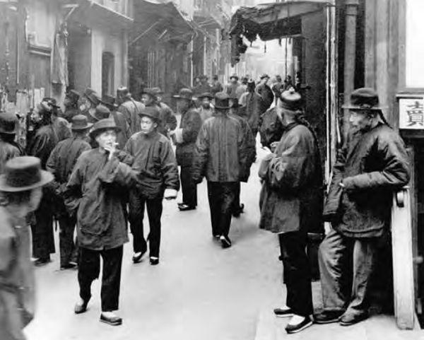 چینیهای قرن نوزدهم به روایت تصویر