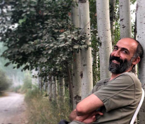 جاده بی انتهای زندگی هادی حجازی فر + عکس