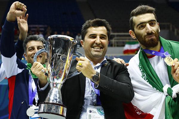 ناظم الشریعه: دنبال تغییر نسل تیم ملی فوتسال هستیم