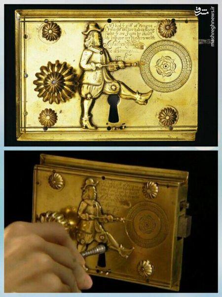 عکس/ قدیمی ترین قفل جهان!