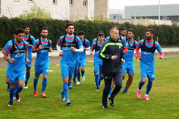 شروع تمرینات تیم ملی در قطر + عکس