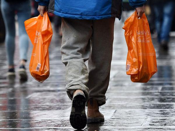 کیسههای پلاستیکی بازیافت نمیشود!