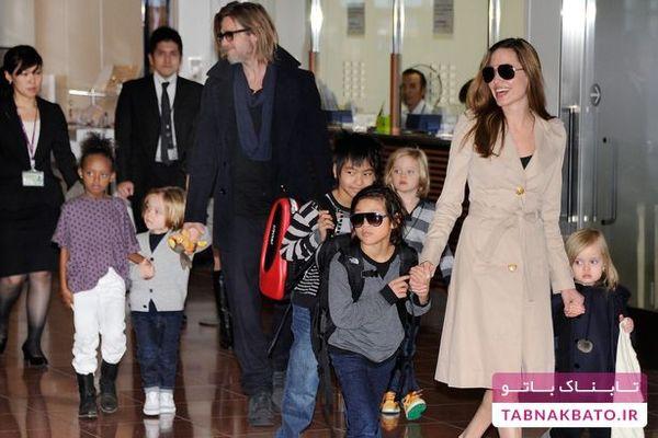 هالیوودی مشهور، بچه هایش را از ارث محروم کرد!