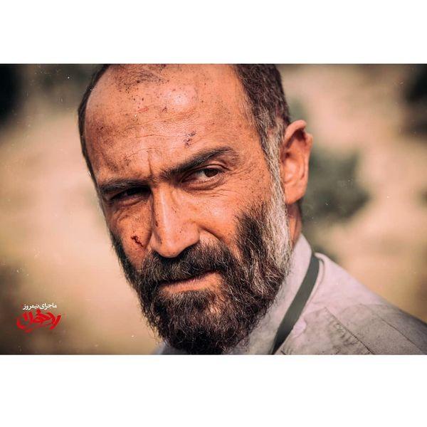 قسمت عجیب مورد علاقه رد خون برای هادی حجازی فر