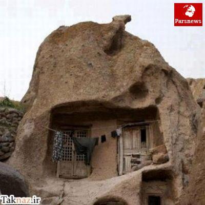 خانه ۷۰۰ ساله در ایران+عکس