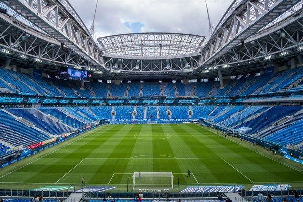 تیم ملی 4 روز دیگر در ورزشگاه مدرن و گران قیمت سن پطرزبورگ