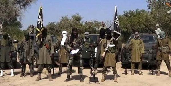 انتشار ویدئویی از دهها دانش آموز ربوده شده توسط بوکوحرام