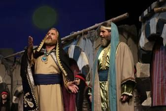 «خاتون» ؛ نمایشی بیادعا و تاثیرگذار