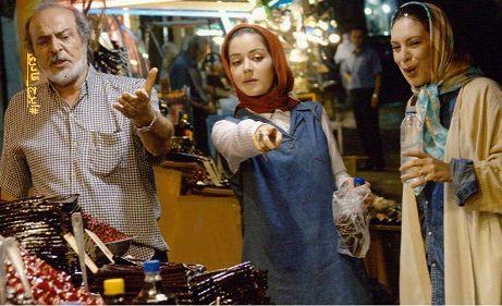 تجدید خاطره افسانه پاکرو با مرحوم قادری+عکس