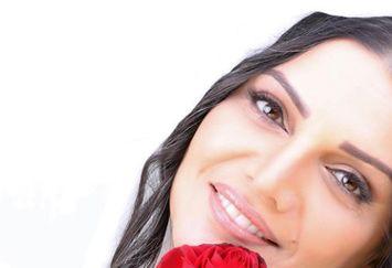 عکس رویایی الهام پاوه نژاد