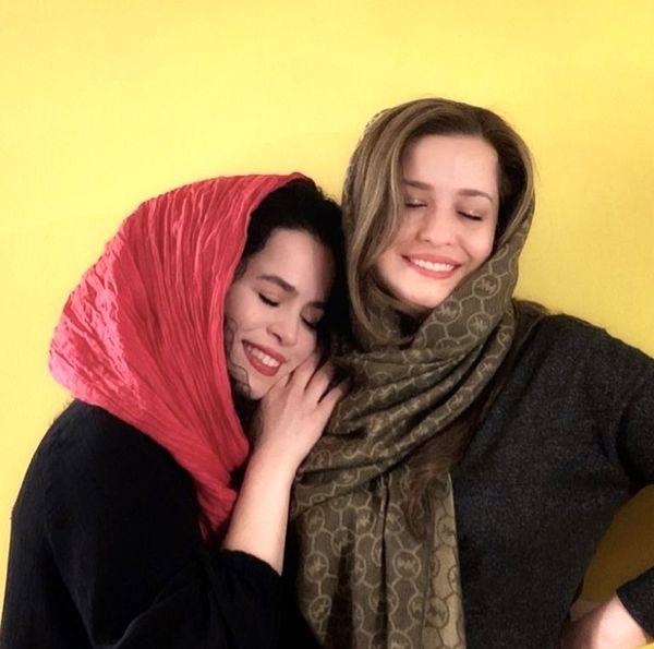 خواهرانه ها شریفی نیا ها + عکس