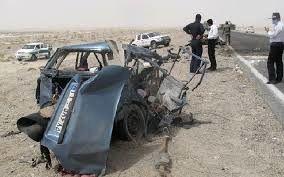 تهران رکورددار تصادف در کشور شد