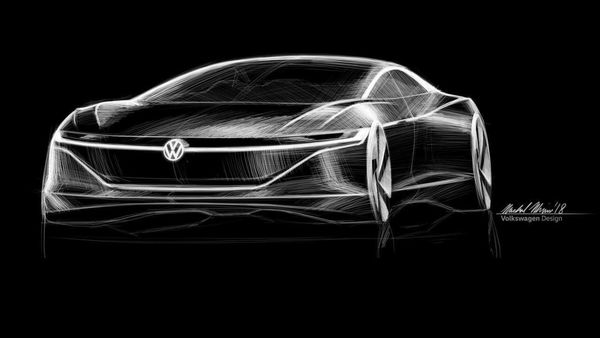 زمان عرضه جدیدترین اتومبیل الکتریکی فولکس واگن