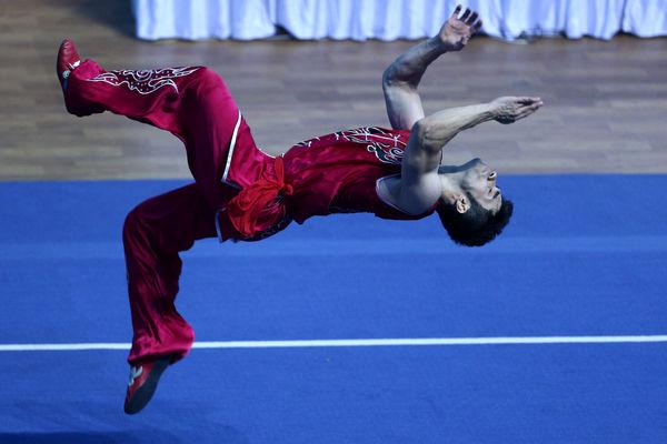 ووشو در مسیر ورود به المپیک