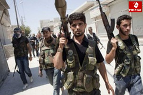 انگلیس به شورشیان سوری کمک مالی میکند