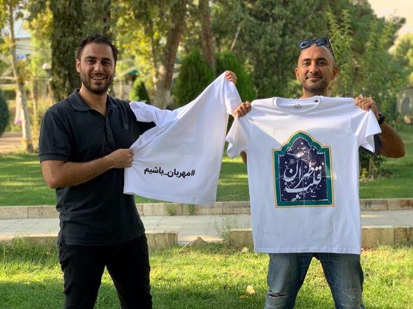 دونده های نمادین ایران در ماراتن مسکو!+عکس