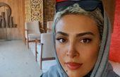 حدیثه تهرانی در بیرجند + عکس