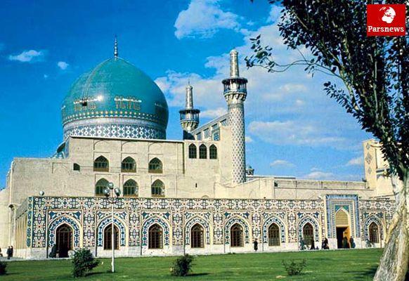 زنی که گردنبندالماسش را خرجبزرگترین مسجدایران کرد