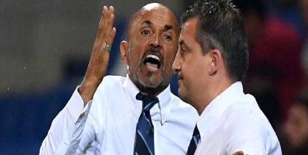 اسپالتی: به اندازه کافی مقابل بارسلونا شجاع نبودیم