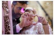 عکس مراسم ازدواج بهاره رهنما