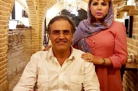 رستوران گردی بازیگر ستایش و همسرش+عکس