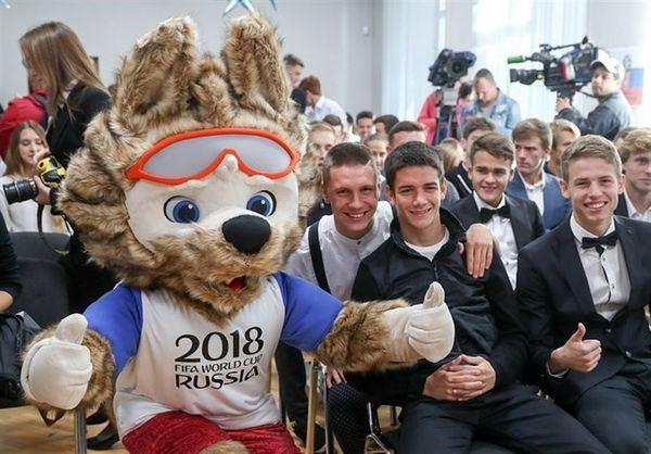 درس فوتبال در شهرهای میزبان جام جهانی 2018 روسیه