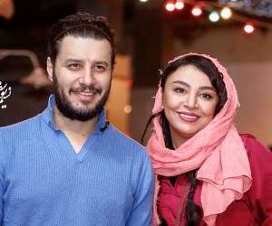 فاصله سنی جواد عزتی و همسرش مه لقا باقری چقدر است؟