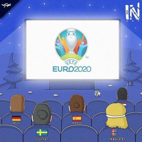 تماشاگران ویژه یورو ۲۰۲۰ را ببینید!