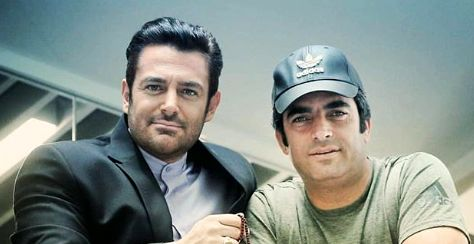 تبریک کارگردان «عاشقانه» برای تولد «محمدرضا گلزار»
