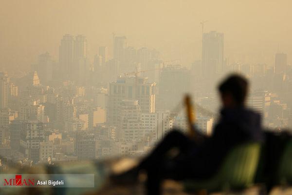 ارائه بنزین یورو ۴ یک عامل در کاهش آلودگی هوا