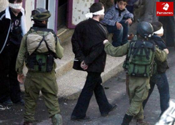 افزایش بازداشت فلسطینی ها توسط رژیم صهیونیستی