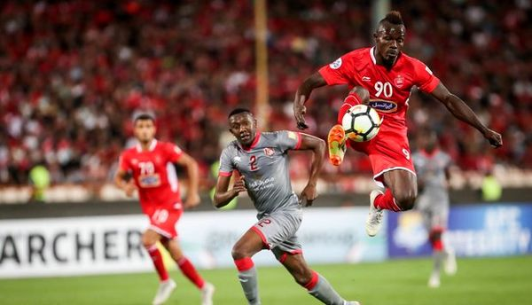AFC باشگاه پرسپولیس را ۶ هزار دلار جریمه کرد