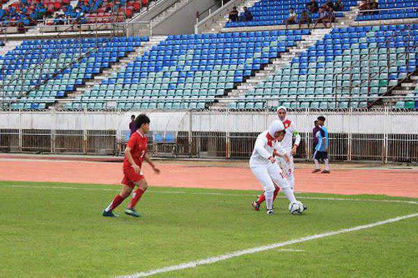 تاجیکستان سومین حریف تیم ملی فوتبال بانوان