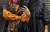 سپیده خداوردی در کنار دوستش + عکس